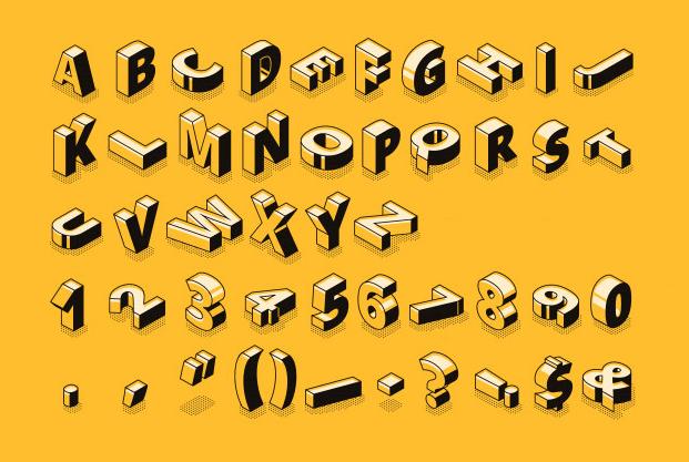 Lựa chọn font chữ phù hợp