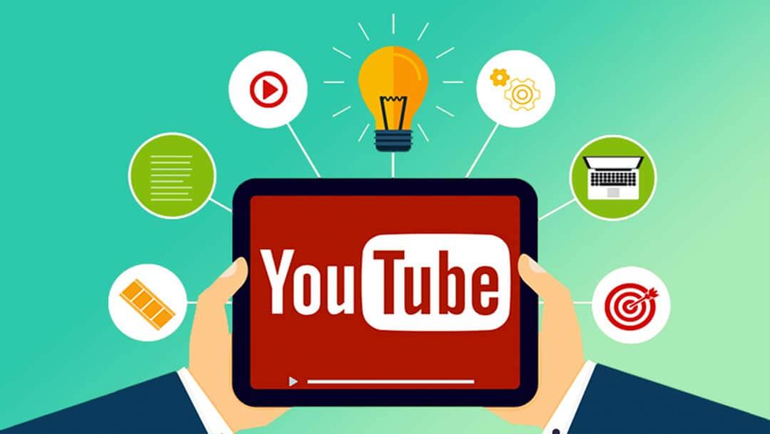 Youtube là một nền tảng tốt cho việc kiếm tiền từ dạy học trực tuyến