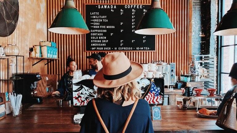 quản lý quán cà phê