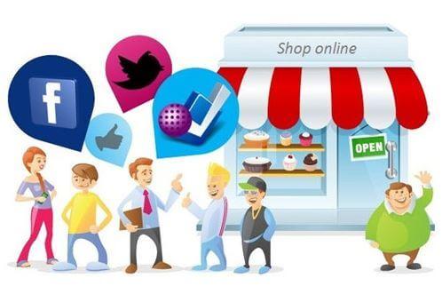 Tiếp cận khách hàng online