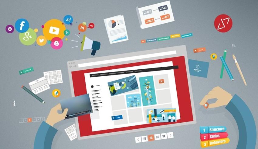thiết kế website giới thiệu sản phẩm
