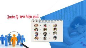 nền tảng quản lý spa
