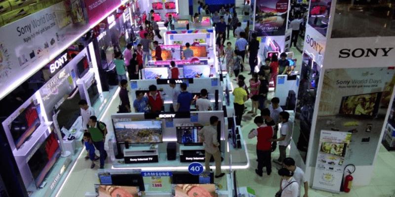 chợ điện tử