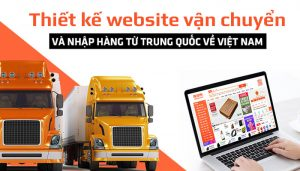 Lưu ý khi thiết kế website đặt hàng Trung Quốc